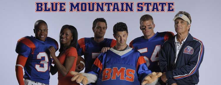 S�rie Blue Mountain State